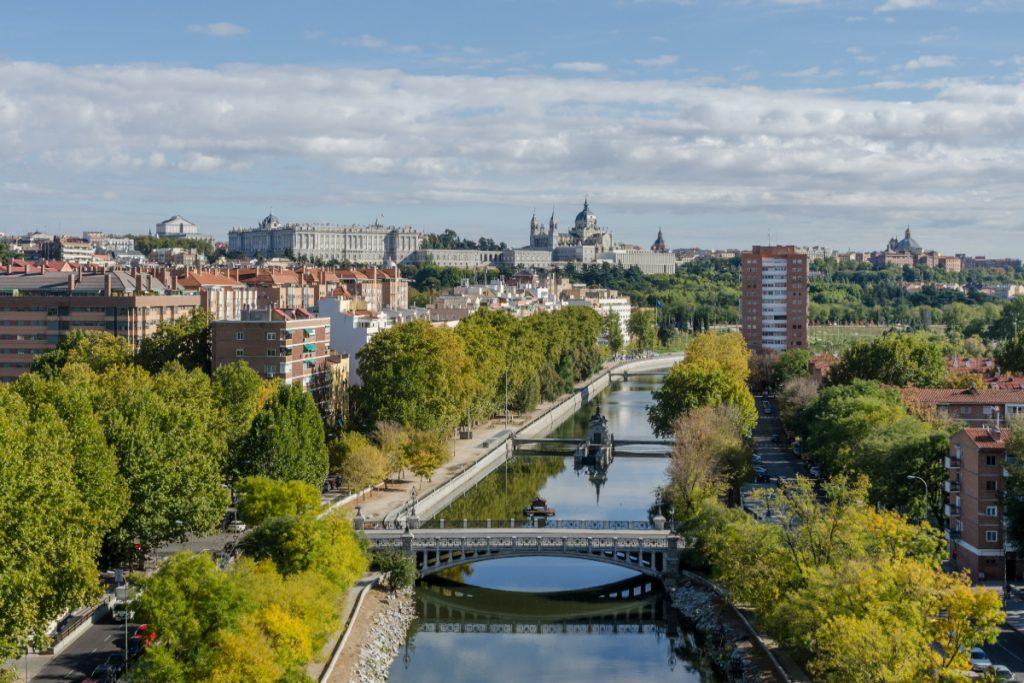 Un paseo conociendo Madrid Río - Descubrir