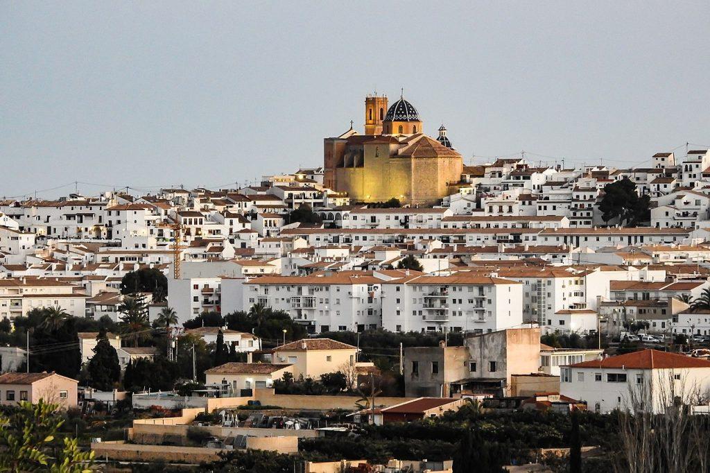 Altea, la atalaya del Mediterráneo - Descubrir
