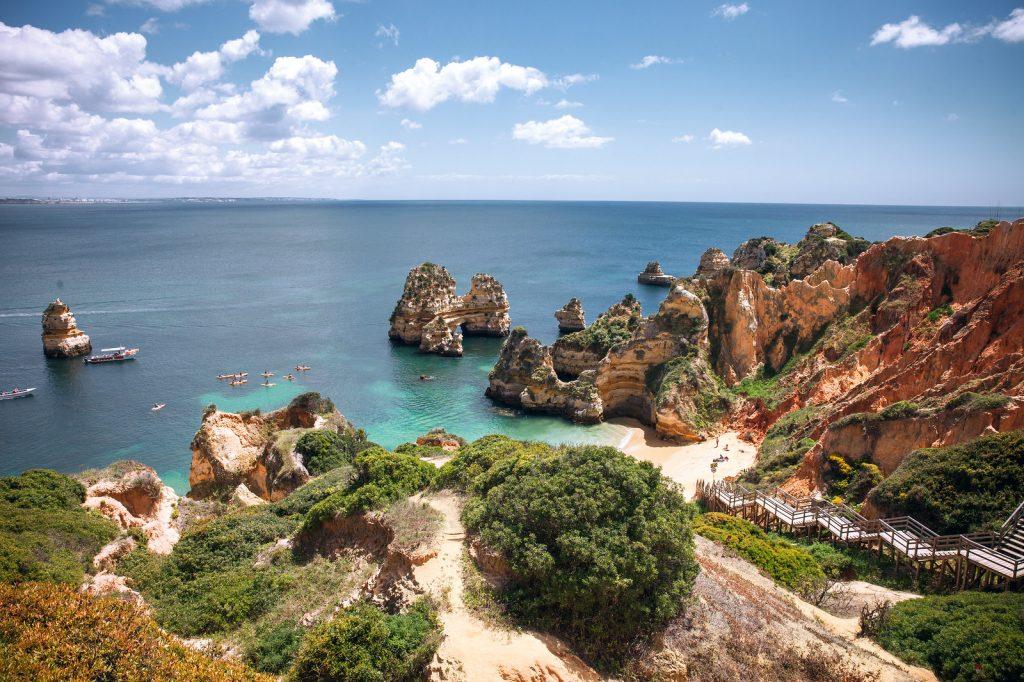 Las mejores playas del Algarve - Descubrir