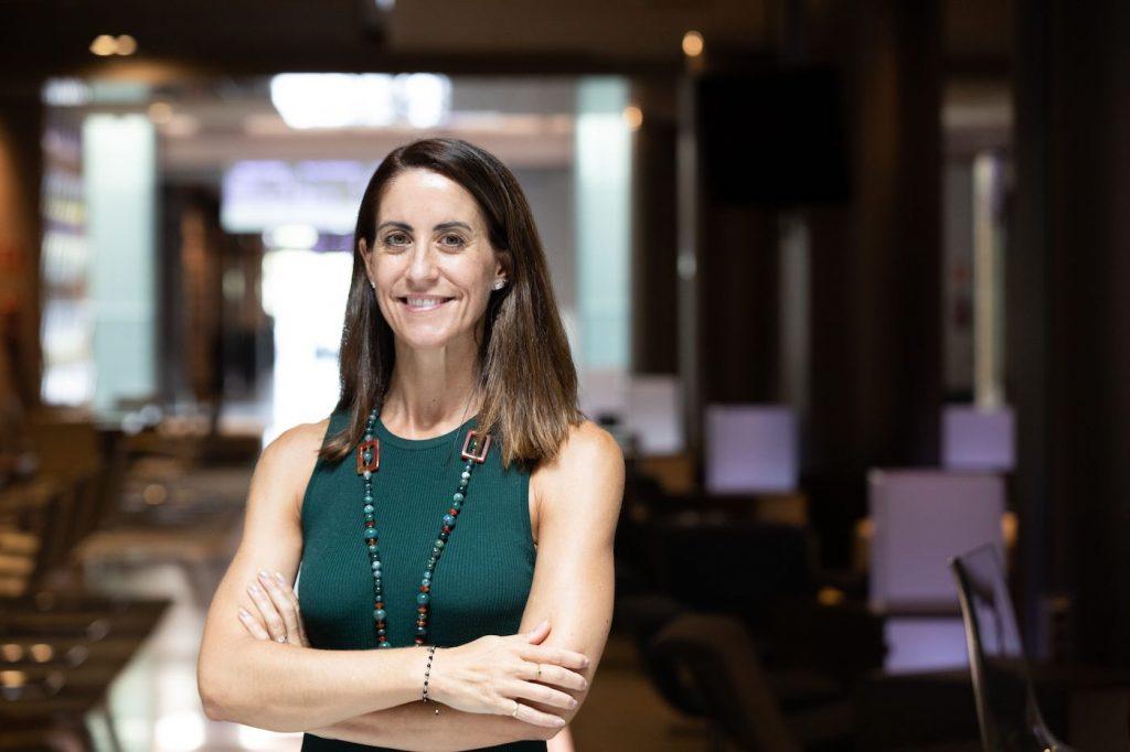 Entrevista a Cristina Egido, Events Director del Hotel Madrid Marriott Auditorium - Descubrir