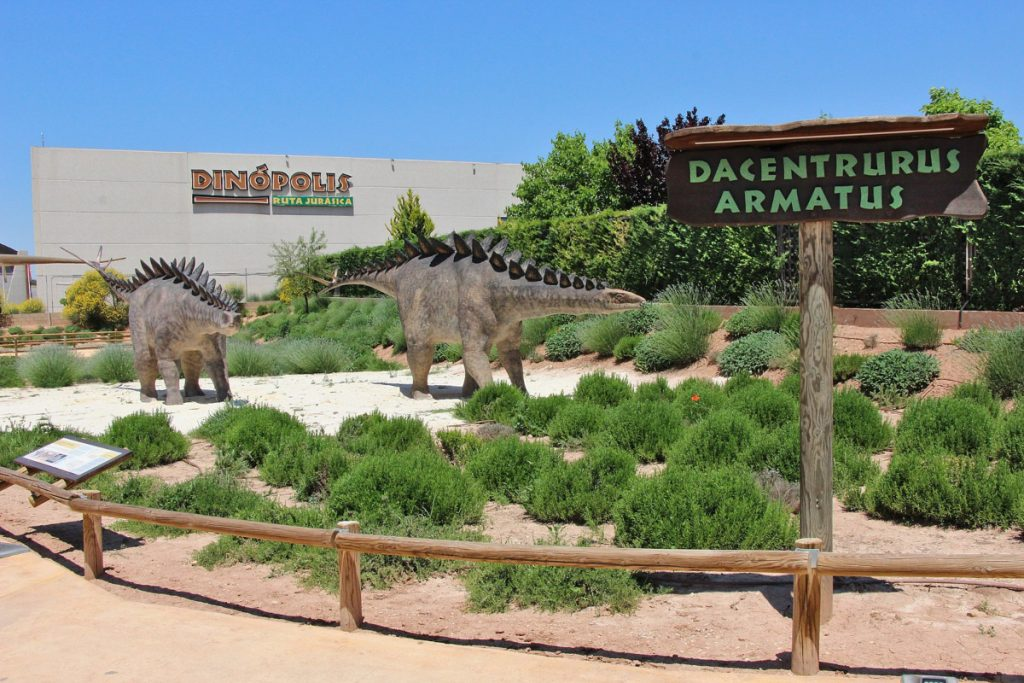 Los mejores destinos de España para ver dinosaurios - Descubrir
