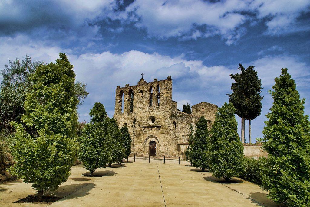 iglesia de San Esteve de Peratallada