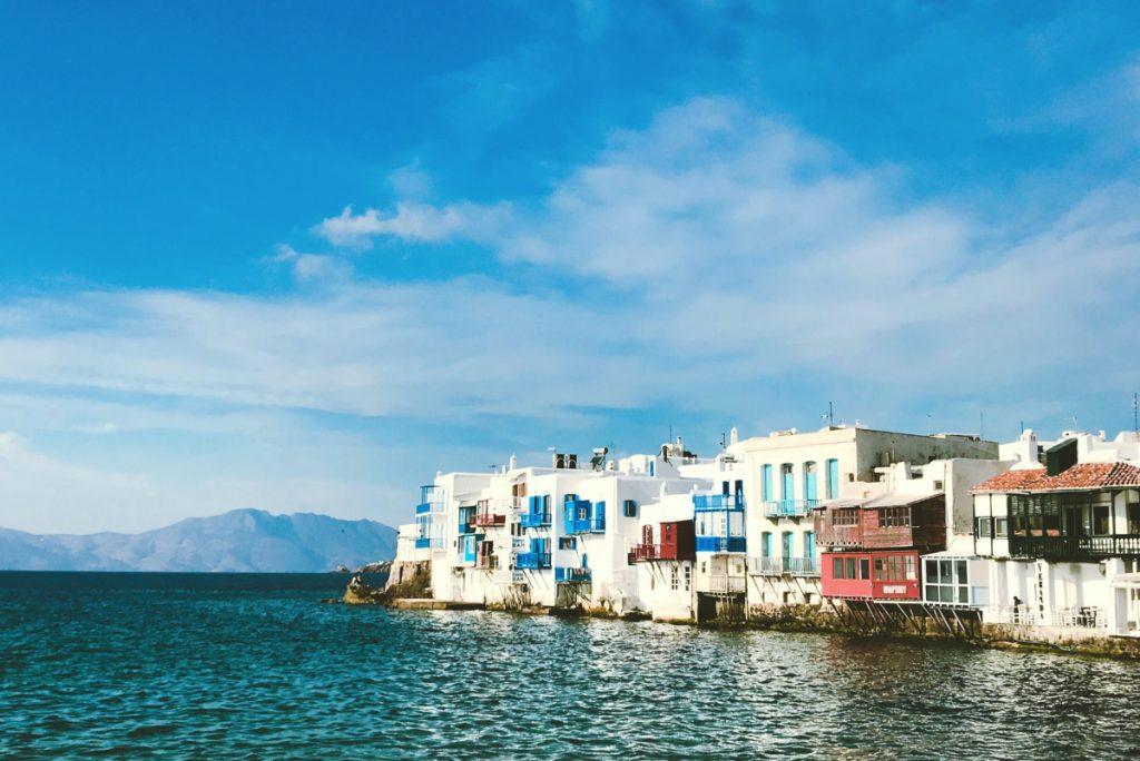 Las islas griegas más bonitas