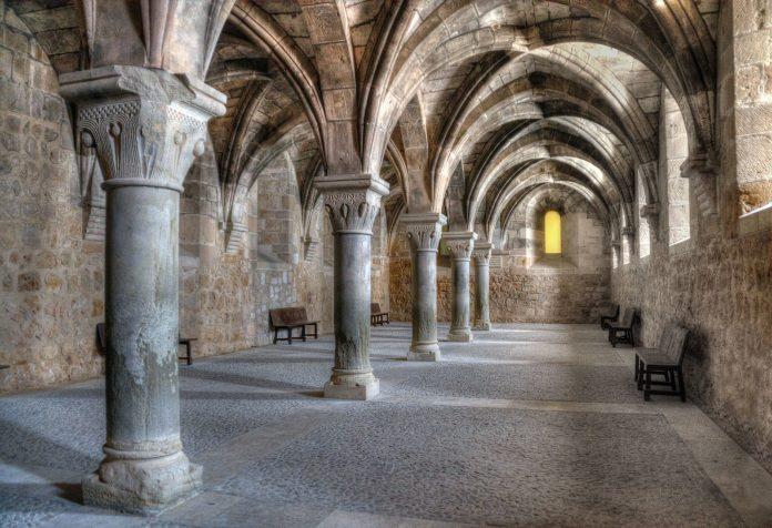 monasterio de Santa María de las Huertas