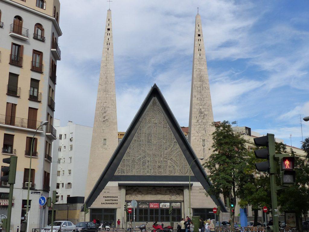 Las iglesias más originales de España - Descubrir