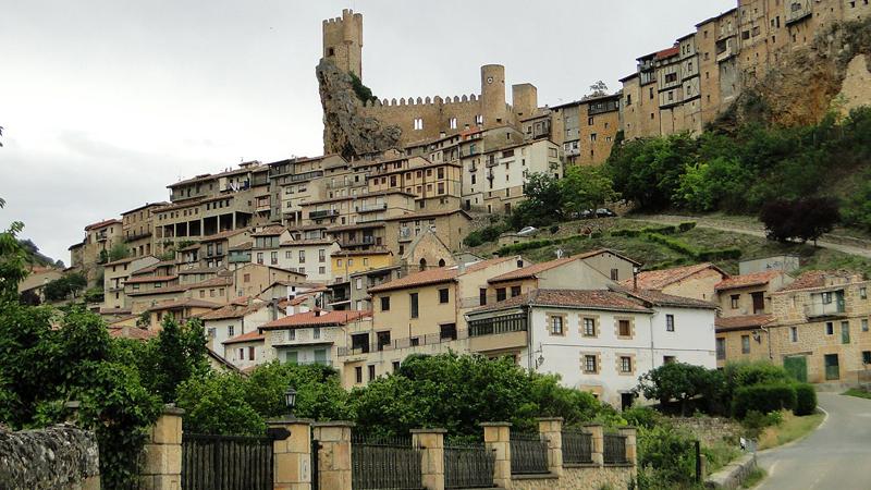 Frías, un rincón medieval al norte de Burgos - Descubrir