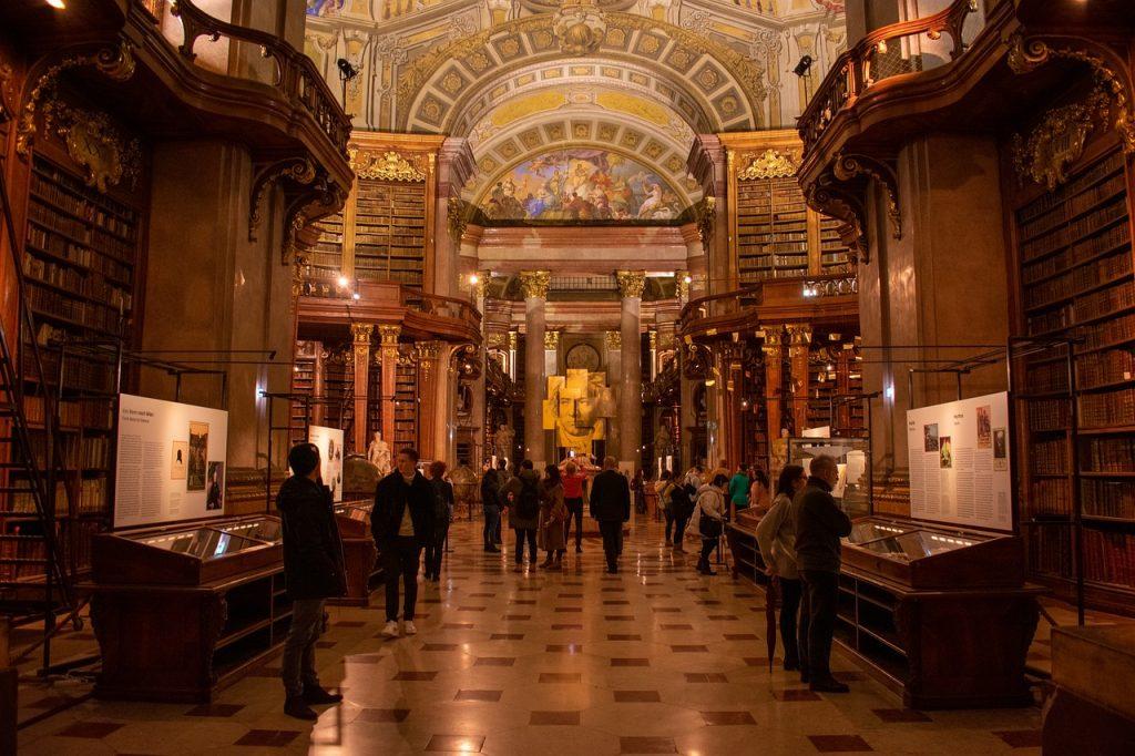 Biblioteca de Viena