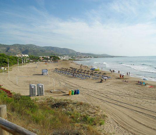Playa de la Romana Castellón