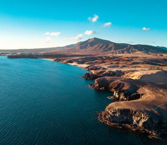 Costa Papagayo en Lanzarote