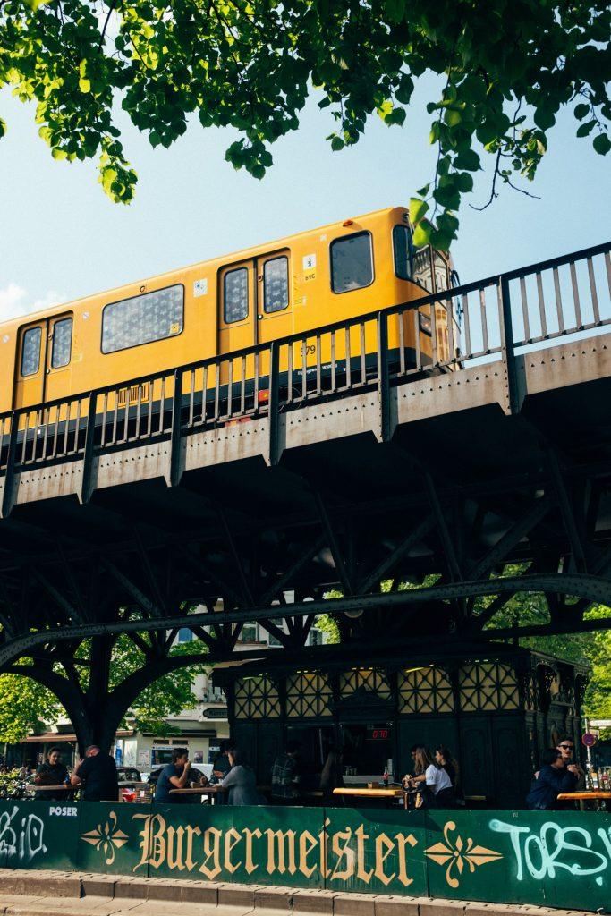 Cómo funciona el transporte público en Berlín - Descubrir