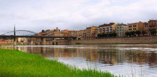 Panorámica de Tortosa
