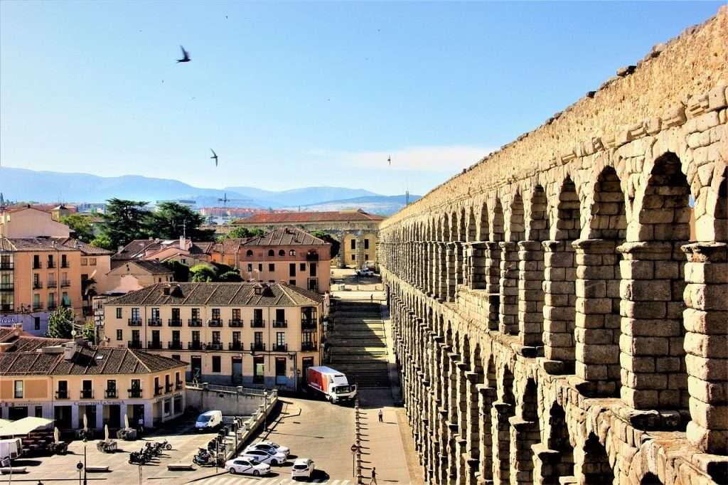 Dónde aparcar en Segovia - Descubrir