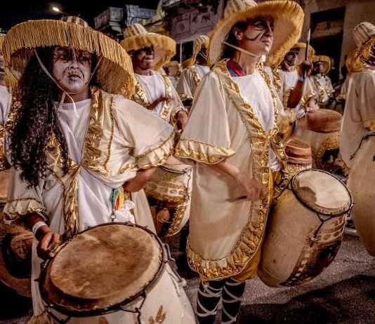 El candombe uruguayo