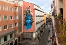 Una ruta por el arte urbano de Madrid